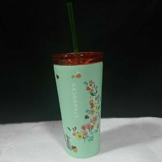 Starbucks Coffee - スタバ ステンレスゴールドカップ