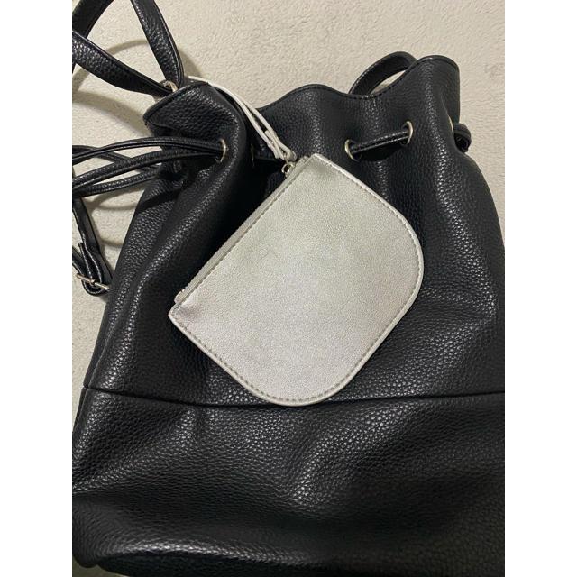JOURNAL STANDARD(ジャーナルスタンダード)のエコレザー ショルダーバッグ レディースのバッグ(ショルダーバッグ)の商品写真