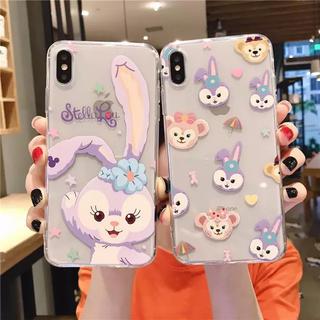 Disney - ディズニー ダッフィー&フレンズ ステラ・ルー iPhoneXR
