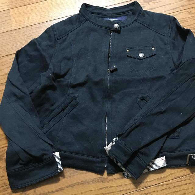 BURBERRY(バーバリー)のバーバリー ジャケット キッズ/ベビー/マタニティのキッズ服男の子用(90cm~)(ジャケット/上着)の商品写真