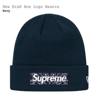 Supreme - 【新品未使用】Supreme Box Logo Beanie