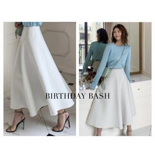 FRAY I.D - BIRTHDAY BASH Aラインボンディングスカート