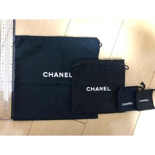 CHANEL - シャネル 巾着 ポーチ