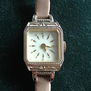 アガット(agete)の【ベルト交換済・稼働品】agete CLASSIC ジュエリーウォッチ 10K(腕時計)