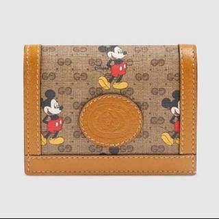 Gucci - GUCCI mickey グッチ ミッキー 財布