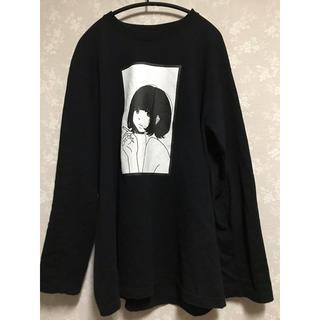 Yohji Yamamoto - 夕海✖︎0.14 コラボ ロンT XLサイズ