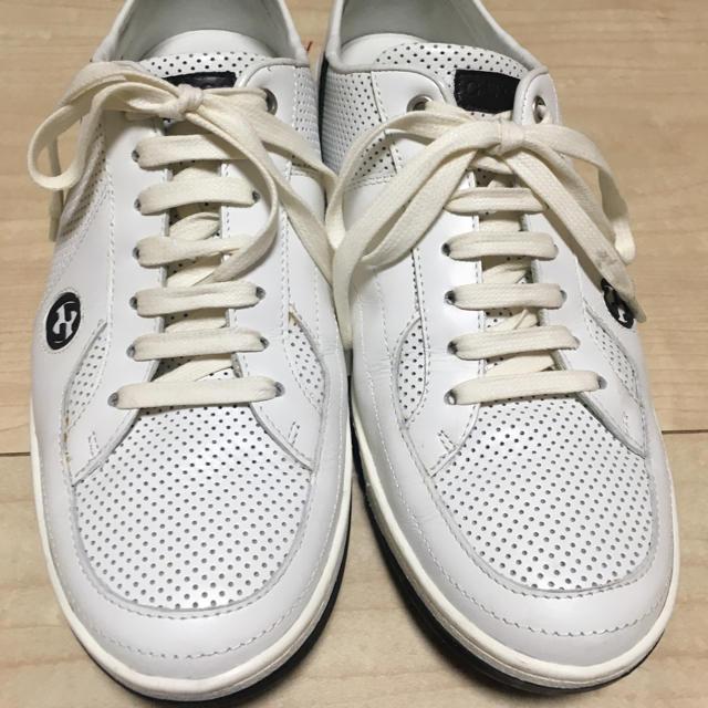 Gucci(グッチ)のGUCCI26.5スニーカー メンズの靴/シューズ(スニーカー)の商品写真