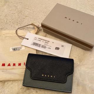 Marni - marni 三つ折り財布