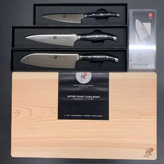 Zwilling J.A. Henckels - zwilling 包丁セット