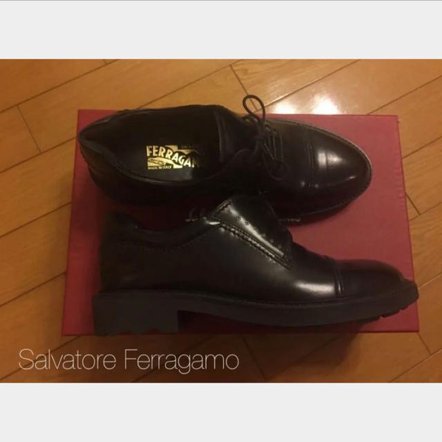Salvatore Ferragamo(サルヴァトーレフェラガモ)のSalvatore Ferragamo ローファー 23cm レディースの靴/シューズ(ローファー/革靴)の商品写真