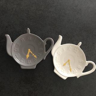 ニコアンド(niko and...)のニコアンド  小皿 豆皿 ティーポット 時計 ティーパック置き 小物置き(食器)