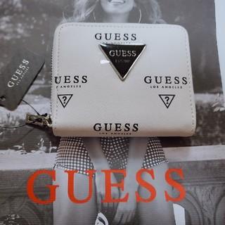 GUESS - 【大人気】GUESS ゲス 長財布 文字柄♡