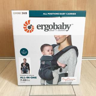 Ergobaby - ergobaby エルゴベビー オムニ360 クールエア クラシックウィーブ