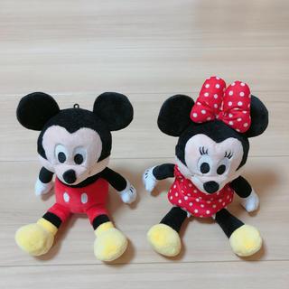 Disney - ディズニーシリーズ ミッキー ミニー ビーンズコレクション ディズニーランド