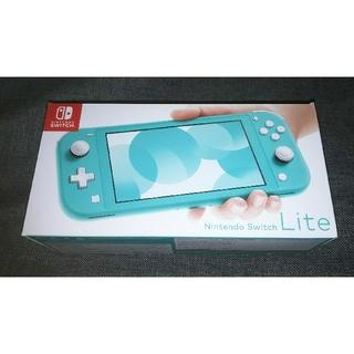 Nintendo switch Lite本体 新品未使用品