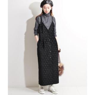 IENA - iena la  boucle ドットジャンパースカート