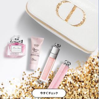 Dior - ディオール  クリスマスオファー 5点セット 折りたたみ配送