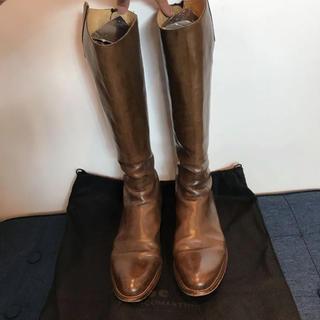 ☆FRANCOMARTINI☆ フランコマルティーニ ロングブーツ(ブーツ)