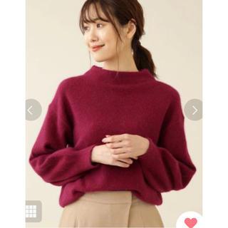NATURAL BEAUTY BASIC - NBB♡  フォックス & アンゴラ混ニット