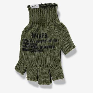 ダブルタップス(W)taps)のWTAPS trigger グローブ オリーブ(手袋)