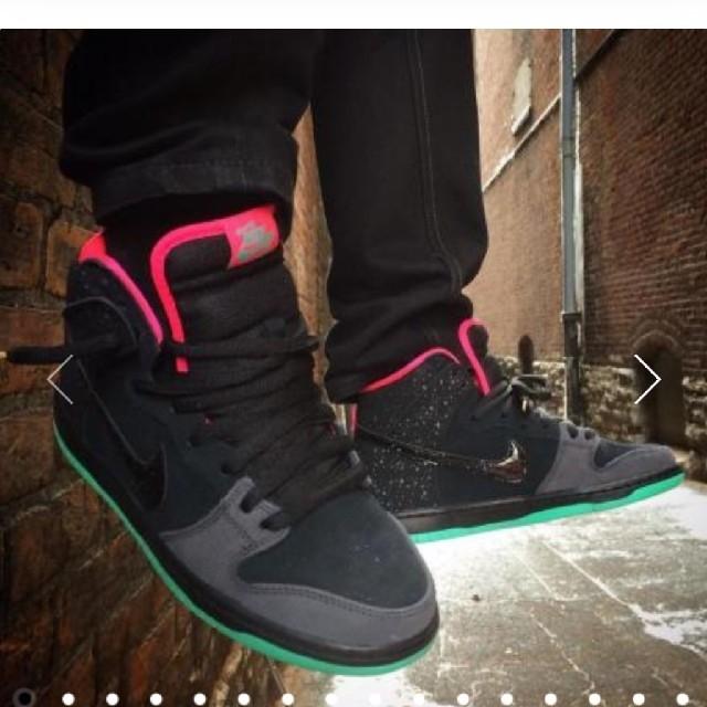 NIKE(ナイキ)のPREMIER × NIKE SB DUNK HIGH PREMIUM 28cm メンズの靴/シューズ(スニーカー)の商品写真