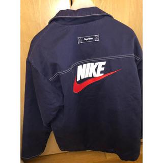 シュプリーム(Supreme)のSupreme Nike ワークジャケット(ブルゾン)