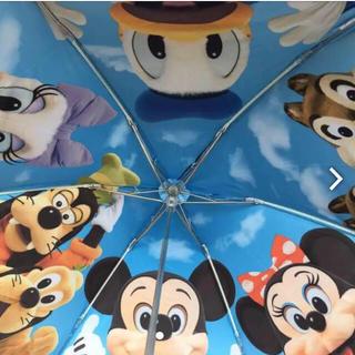 デイジー(Daisy)のディズニー実写版折り畳み傘(キャラクターグッズ)