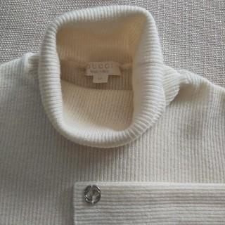 Gucci - グッチ GUCCIタートルネックセーター
