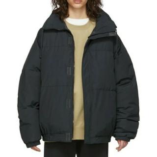 フィアオブゴッド(FEAR OF GOD)のEssentials Puffer Jacket Black XS(ダウンジャケット)