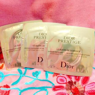 Dior - ディオール プレステージ ル ゴマージュ スクラブ 洗顔料