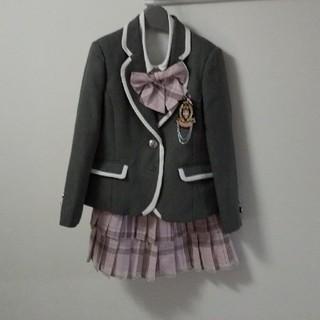 入学式・キッズ・女の子スーツ・フォーマル・130