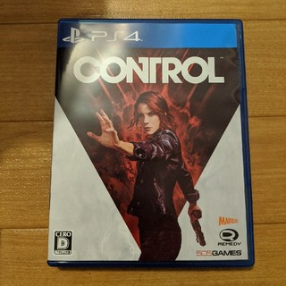 CONTROL(コントロール) PS4