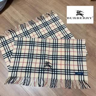 BURBERRY - 【BURBERRY】ノバチェック柄 膝掛け