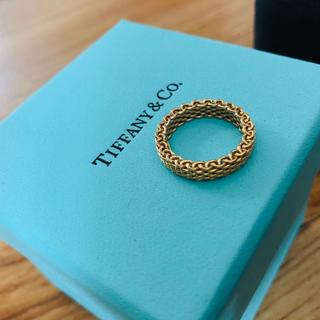ティファニー(Tiffany & Co.)のティファニニー リング 9号(リング(指輪))