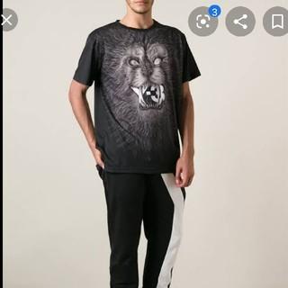 ワイスリー(Y-3)のY-3 ワイスリー 14SS Lion Ltd Edition ライオンプリント(Tシャツ/カットソー(半袖/袖なし))