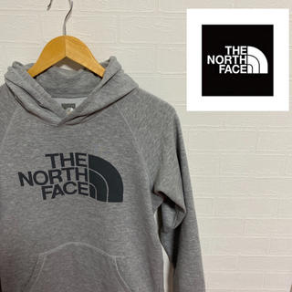 THE NORTH FACE - 【 THE NORTH FACE】ビックロゴ  パーカー