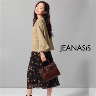 JEANASIS - JEANASIS ワイドスリーブ ニット プルオーバー♡マウジー GYDA