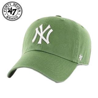 ヤンキース キャップ NY グリーン 抹茶 47 緑 みどり