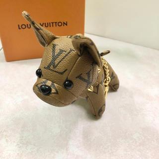 LOUIS VUITTON - チャーム キーホルダー 犬