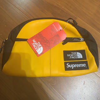 Supreme - Supreme THE North Face Pack Leather イエロー
