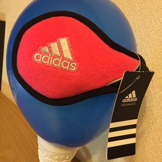 アディダス(adidas)のadidas イヤーガード 新品タグ付(イヤーマフ)