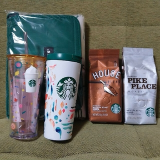 Starbucks Coffee - スターバックス 福袋