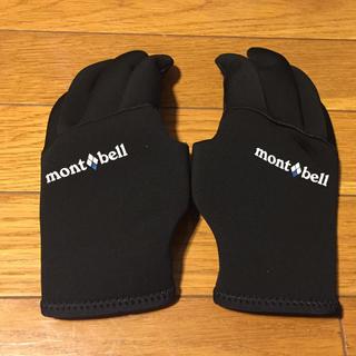 モンベル(mont bell)のモンベル ネオプレン フィッシンググローブ  (ウエア)