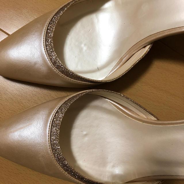 AIMER(エメ)のaimer 結婚式 フォーマル パンプス 36 レディースの靴/シューズ(ハイヒール/パンプス)の商品写真