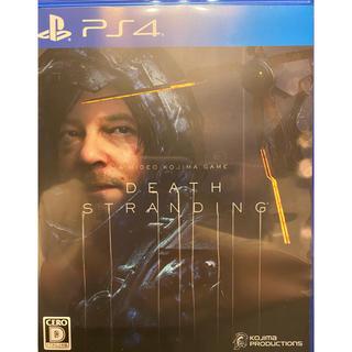 PlayStation4 - DEATH STRANDING   PS4