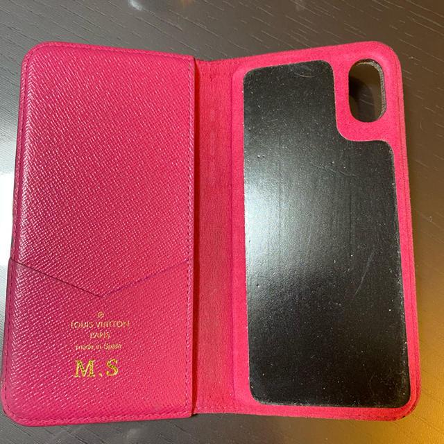 プラダ iPhone 11 ProMax ケース かわいい | LOUIS VUITTON - ルイ・ヴィトン iPhoneXケースの通販 by ちゃん's shop|ルイヴィトンならラクマ