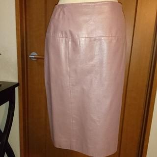 アンテプリマ(ANTEPRIMA)のANTEPRIMAのスカート サイズ42 ドラマ使用!(ひざ丈スカート)