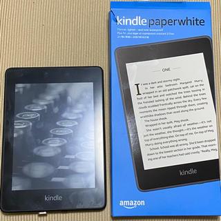 アップル(Apple)のAmazon kindle paperwhite 第10世代 8GB 広告なし(電子ブックリーダー)