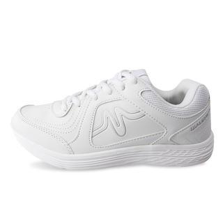 新品 スニーカー 通学 白 ホワイト メンズ 男の子 学生 靴 25.5cm(スニーカー)