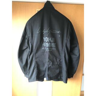 Yohji Yamamoto - ヨウジヤマモト スタッフワークジャケット